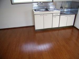 和田貸家キッチン
