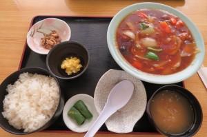バリ醤コロ酢豚①
