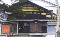 石井露月の住家
