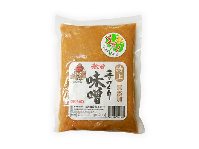 特上 手づくり味噌 1kg 500円