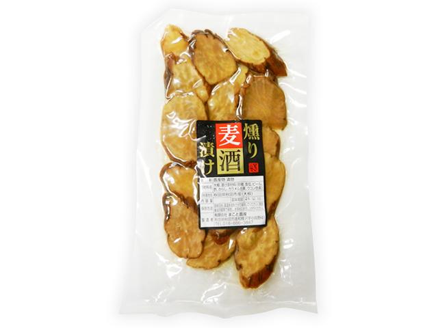 燻り麦酒漬け 1袋(100g)250円