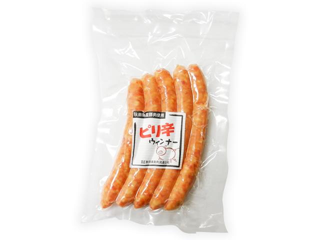 ピリ辛ウィンナー 1パック(125g)315円
