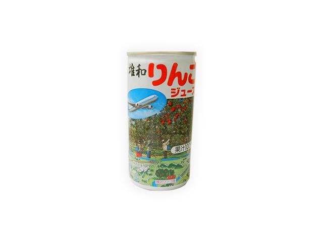 雄和りんごジュース(果汁100%) 1本100円