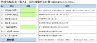 持続化給付金計算表