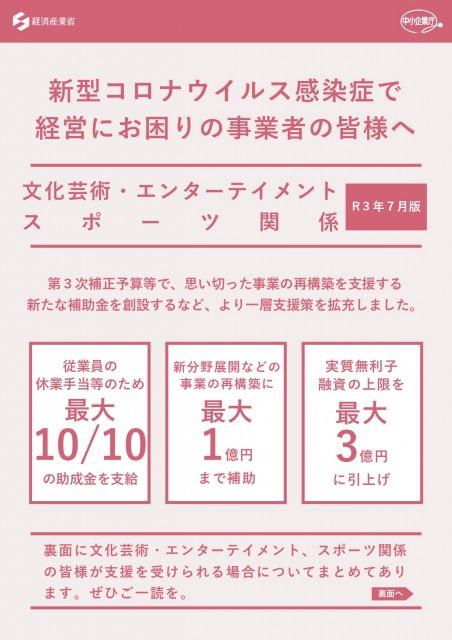 文化芸術・エンターテイメント・スポーツ01